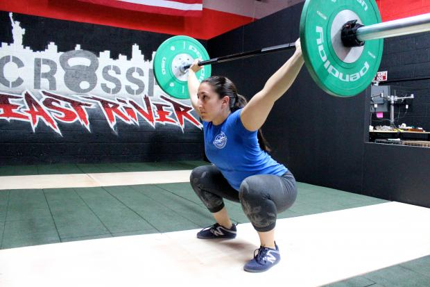 Catching a snatch, photo from DNAinfo.com